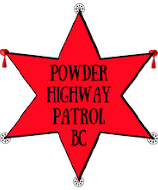 The Powder Highway Patrol at the Rams Head BC