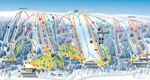 Lindvallen Ski Station Sweden